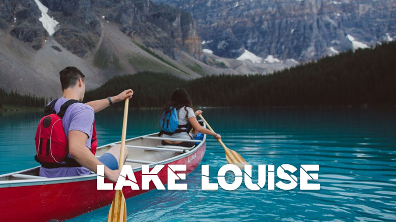 lake louise - Canadian Summer Vacay with a Twist!